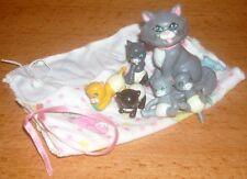 Magic diaper Little Joys Mommy and 5 babies full set 1992 galoob rare (e)