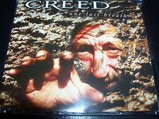 Creed One Last Breath Australian Enhanced CD Single