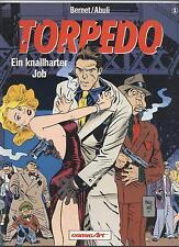 TORPEDO # 1 - BERNET / ABULI - CARLSEN 1. AUFLAGE 1988 - TOP