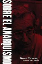 Sobre el Anarquismo by Institute Professor & Professor of Linguistics (Emeritus)   Noam Chomsky (Paperback / softback, 2009)