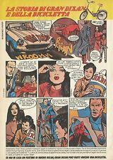 X2021 Storia di Gran DIXAN e della Bicicletta - Pubblicità 1980 - Advertising