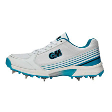 Gunn And Moore Maestro Spikes Cricket Shoes Mens  UK 12 US 13 EUR 47 REF 4518*
