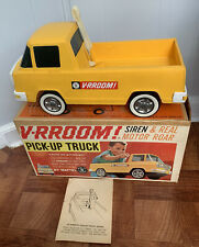 1964 V-RROOM Pick Up Truck W/ Original Box - Works