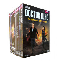 Doctor Who: Complete Series Season 1-10 DVD (55-disc set,New Sealed)