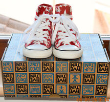 CONVERSE ALL STAR CHUCK TAYLOR - Red White Multistar - EU 34 - US 2.5 - UK 2
