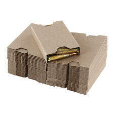 50 Cardboard Boxes / Silencers for USGI 5.56 .223 Stripper Clips (2 Clip Style)