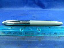 Sheaffer TD Filler Fountain Pen - Gray - SS Cap - SS F-1 Nib
