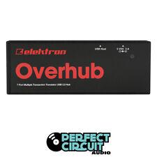 Elektron Overhub USB Hub for Overbridge - NEW - PERFECT CIRCUIT