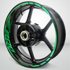 Motorcycle Rim Wheel Decal Accessory Sticker for Kawasaki Z800