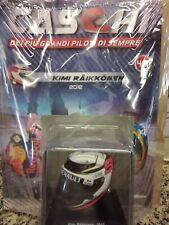 KIMI RAIKKONEN 2012  ARAI HELMET CASCHI FORMULA 1 COLLECTION #45 1:5 MIB SPARK