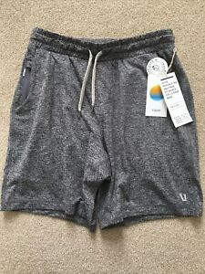 Vuori Ponto Shorts -Color Heather Grey, Size Small- New With Tags! Free Shipping