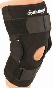McDavid Dual Disk Hinged Knee Brace 422R S