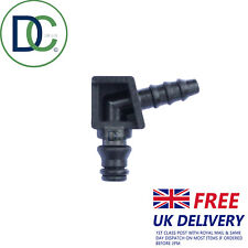 1 x Injector Leak Off Connector 135 degree for Ford Focus Transit Tourneo