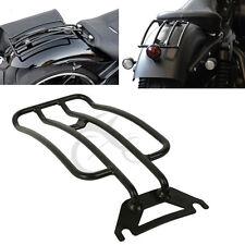 Rear Luggage Rack Gepäckträger Solositz Für Harley Touring Road King FLHR FLHX