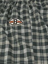 NEW NFL Cleveland Browns   Flannel Sleep Men/'s Pajamas Red Pants