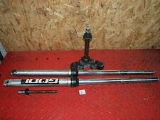 FORCELLA FORCELLA balaustre ponte FORCELLA FORK LEGS Bridge YAMAHA DT 250 400 Cross YZ MX #14