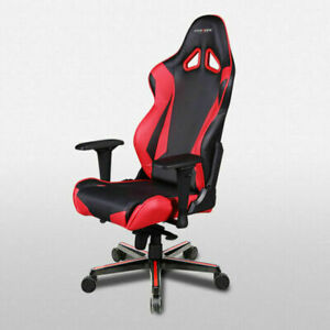 DXRacer Racing Series PRO Gaming Chair, Red/Black - OH/RV001/NR