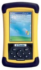 Trimble recon 400 contrôleur appareil GPS dispositif de repérage appareil de mesure de chantier mesure