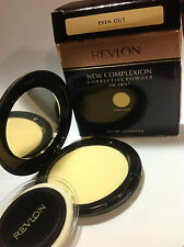 Revlon New Complexion Corrective Powder, EVEN OUT OIL -FREE / FOR ALL SKIN TYPES