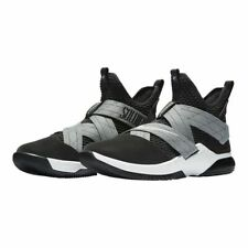 NIKE Lebron Soldier XII SFG - Black/White - Men Shoes - SIZE 11 - NEVER WORN