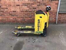 More details for 😬hyster electric pallet truck 2.0 tonne £675 + vat