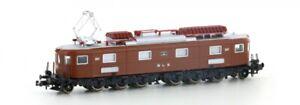 10184-  - E-Lok - Hobbytrain - E-Lok Ae 6/8 BLS 8-achsig 207 braun, Ep.III SpurN