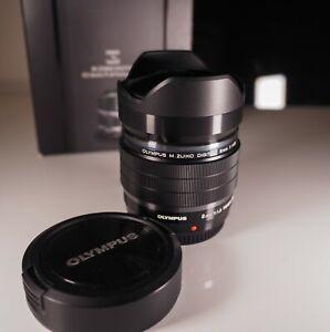 """OLYMPUS M.ZUIKO DIGITAL ED 8mm F1.8 Fisheye PRO """"Mint"""""""