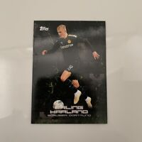 2020 Topps X BVB Curated Set ERLING HAALAND #25 RC Dortmund Rookie Card
