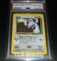 PSA 8.5 NM-MINT+ Lugia 9/111 Neo Genesis HOLO RARE Pokemon Card