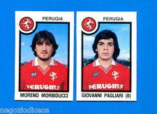 CALCIATORI PANINI 1982-83 - Figurina-Sticker n. 516 - PAGLIA#MORBI- PERUGIA -Rec