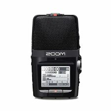 ZOOM handy recorder H2n Linear PCM Digital Audio from Japan