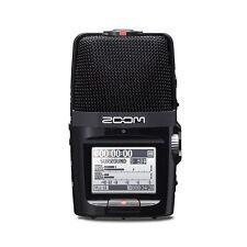 ZOOM handy recorder H2n Linear PCM Digital Audio from Japan