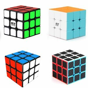 3x3x3 Magic Cube Competition Smooth Speed 3x3 Cube Professional Twist Puzzle Toy