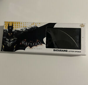Batman Arkham Knight Batarang Letter Opener.