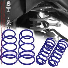 Ford Mustang 94-04 (Noncobra)/Mercury Capri 79-86 Lower Lowering Spring Kit Blue