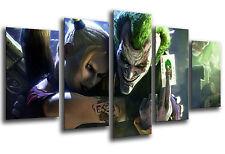 Carreau Moderne Photographie Batman, Le Joker base bois,145 x 62 cm Réf. 26218