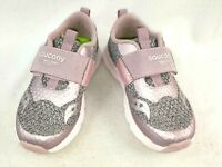 Saucony Shoes SY-Baby Liteform Kids Girls Size 10.5 Extra Wide Blush Sneakers
