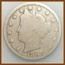 """1897 Liberty G-VG """"Actual Coin Pictured"""""""