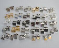 5 or 10 pairs cufflinks. Wholesale random mix/lucky dip/joblot/assorted bundle