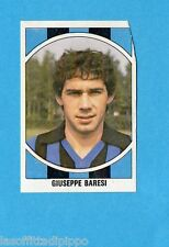 CALCIO-LAMPO 1980-FLASH-Figurina n.126- BARESI - INTER -Rec