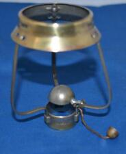 Antique GREENS ARCTIC CANDLE LAMP SHADE HOLDER & SNUFFER - Free P&P [PL2335]
