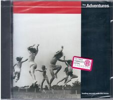 "THE ADVENTURES ""Trading secrets with the moon"" CD ELEKTRA 1990 NEW SEALED"