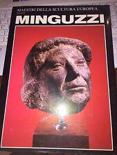 MINGUZZI #2 ARTE maestri della scultura europea Ediarte brossurato con alette