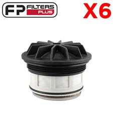 6 x PF7698 Baldwin Fuel Filter FF5418, P551081, F81Z9N184AA, FD4596 7.3L F250