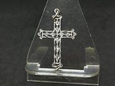 """Médaille religieuse """"croix"""" en argent-Ref 135"""