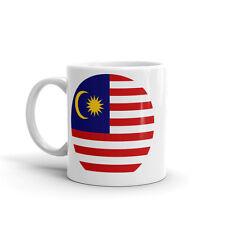 Malaysia Flag High Quality 10oz Coffee Tea Mug #9146