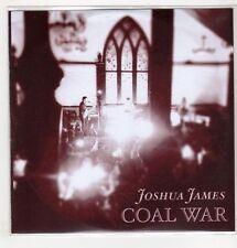 (GS538) Joshua James, Coal War - DJ CD