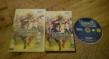TALES OF SYMPHONIA 'Dawn of the New World' for Nintendo Wii - UK / PAL version