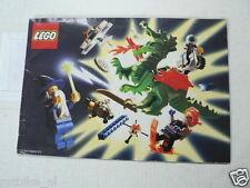 LEGO BROCHURE FLYER CATALOG TOYS 1993 DUTCH 22 PAGES 126
