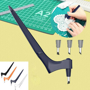 Craft Cutting Tools Knife with 360-degree Rotating Art Cutting Tool Portable